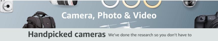 Digital Cameras Amazon